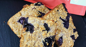 GN Apple & Blueberry Flapjacks