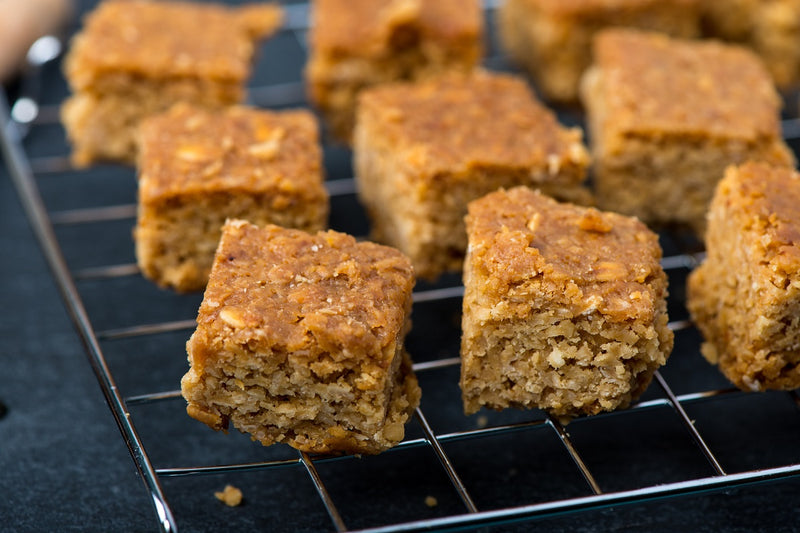 Protein Pumpkin Bars