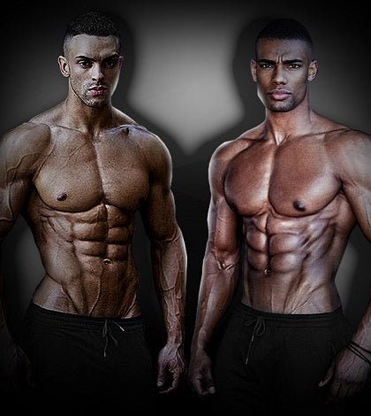 The two new GoNutrition ambassadors|The two new GoNutrition ambassadors