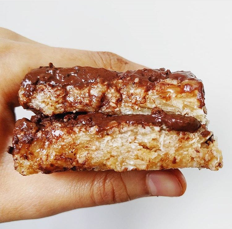 Vegan Twix Bars