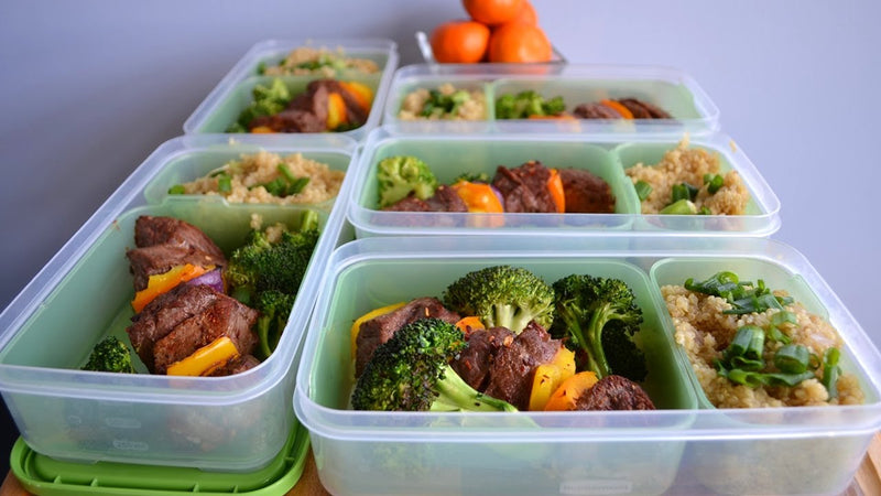 Why Meal Prep?