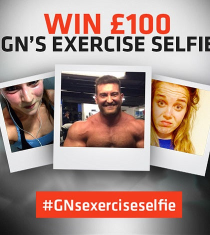 COMPETITION: GN's exercise selfie|Selfie Winner #1 - Cennet!