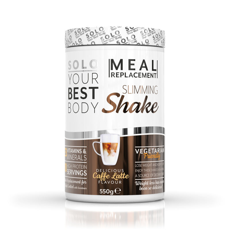 Solo Meal Replacement Slimming Shake