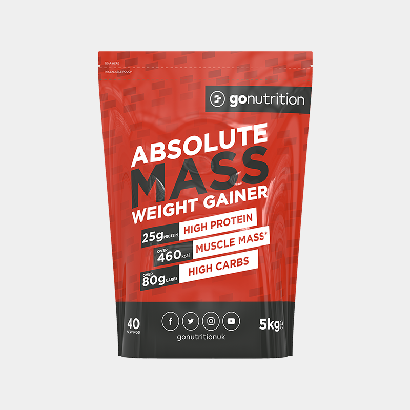 5 kg Absolute Mass Weight Gainer