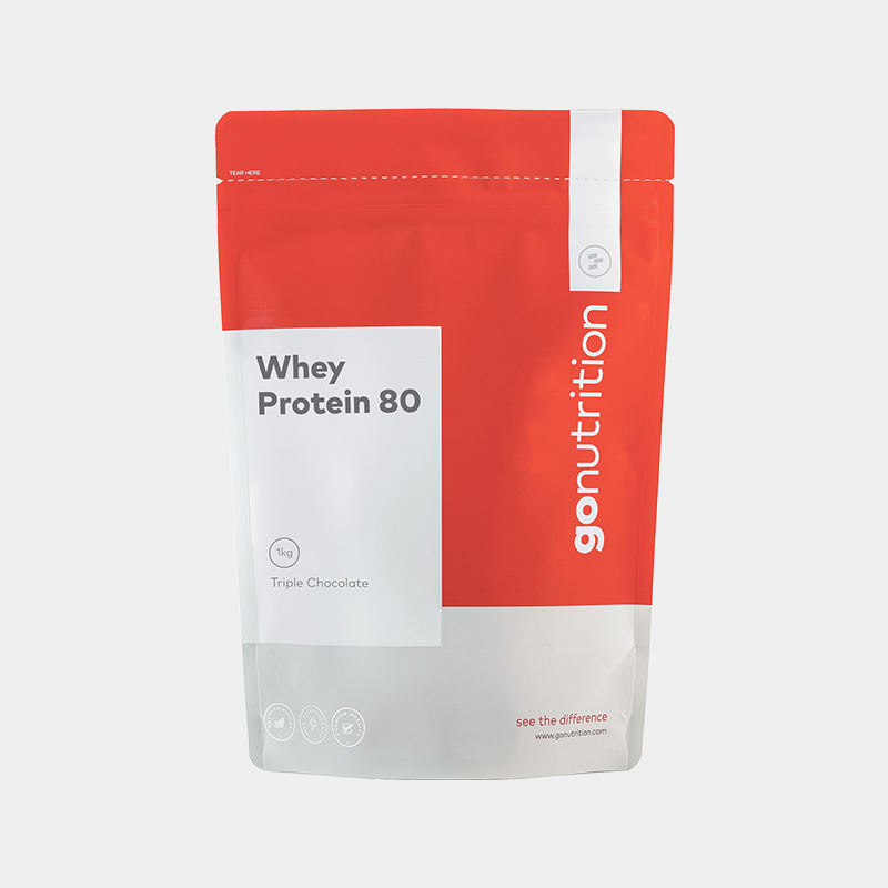 Whey Protein 80 - Chocolate & Banana