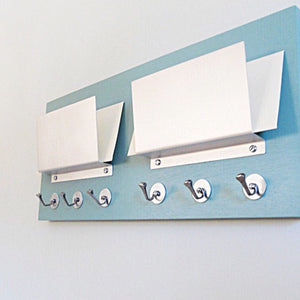 AQUARIUS // Horizontal Mail Organizer