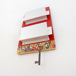 KYOTO // Artful Mail Holder