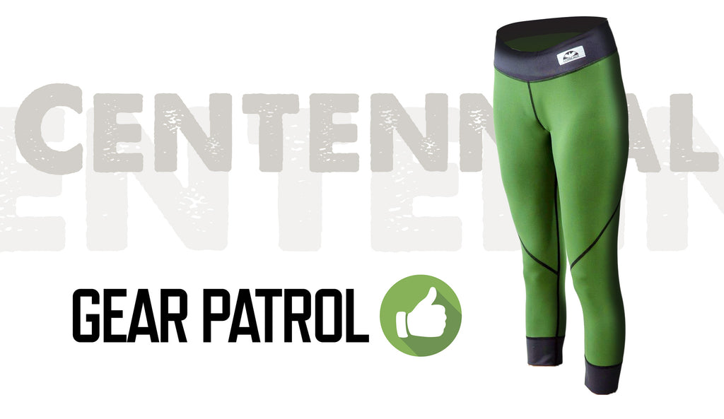 The Centennial Base Layer Pant from Corbeaux | Gear Patrol's Gift Guide Feature