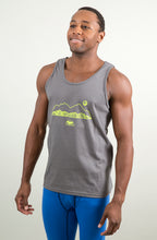 Moon Mountain Tank Top