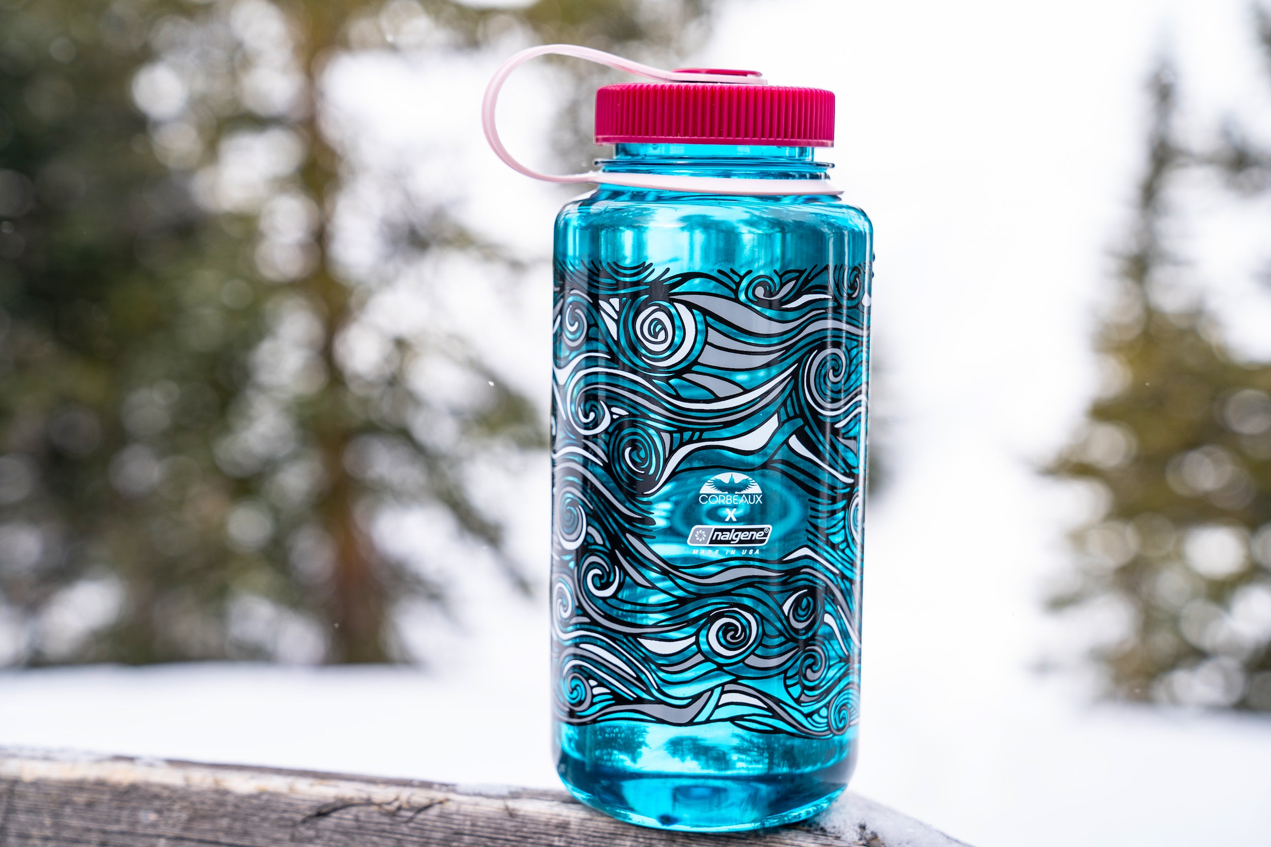 Limited Edition Nalgene Bottles