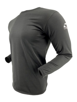 warmest long sleeved base layer