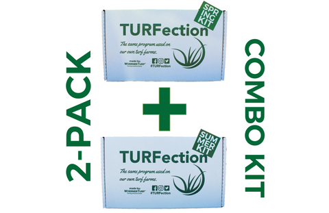 TURFection 2-Pack Combo