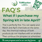 TURFection SPRING FERTILIZER KIT