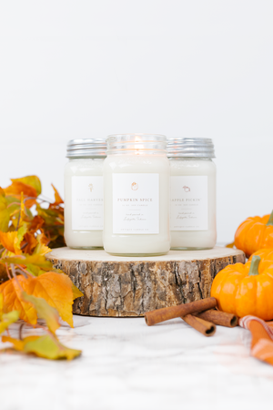 Fall Candles Are Here!