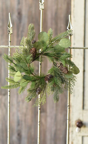 Mini Eucalyptus Wreath