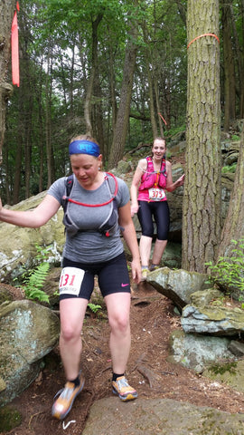 Rothrock Trail Challenge Erin Greb (by Blake Cohen)