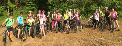 Women's Adventure Club of Centre County Group Ride