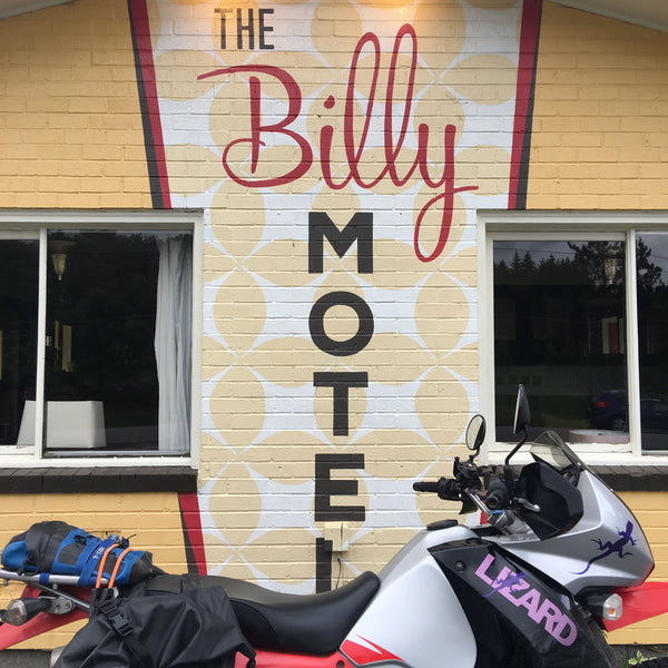 The Billy Motel Davis West Virginia overlanding dual sport