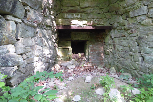 Big Pond Iron Furnace