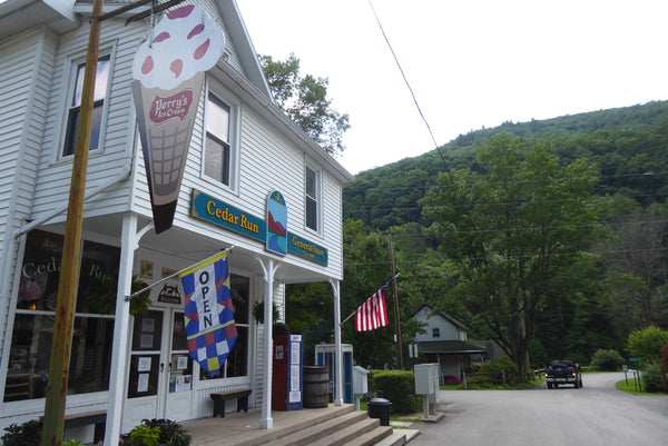 Cedar Run Pine Creek Ice Cream Tour