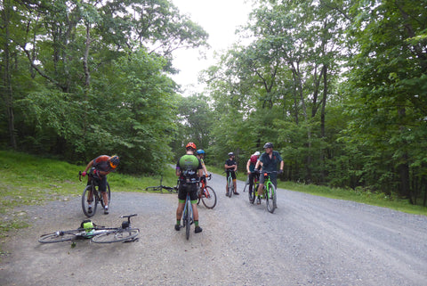 Group Mountain Bike Ride: Rothrock State Forest