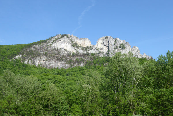 Seneca Rocks Monongahela National Forest WV