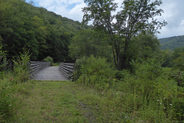 Mountain Bike Rail Trail