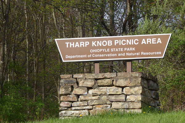 Kentuck Campground Tharp Knob Picnic Area Ohiopyle State Park PA