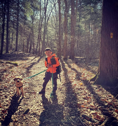 Gearing Up: Hiking with Kids