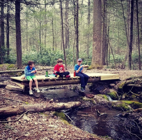 Hiking with Kids: Gearing Up
