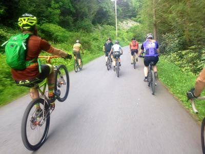 Rothrock Group Ride