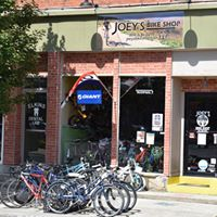 Joeys Bikes, Elkins: Photo by Purple Lizard Maps