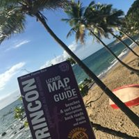 Rincon Puerto Rico: Lizard Map, Surf & Beach Guide