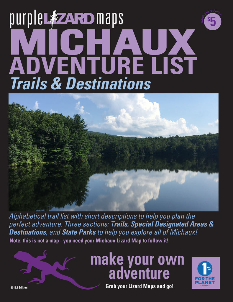Michaux State Forest (PA) Adventure List