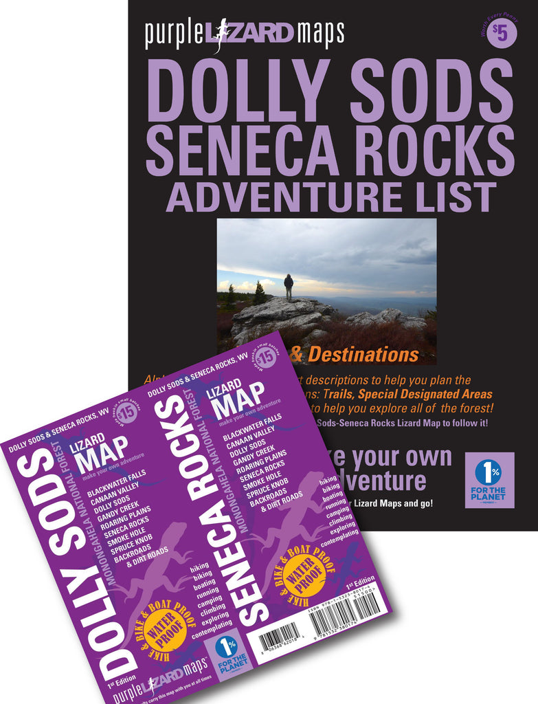 Dolly Sods-Seneca Rocks Monongahela National Forest (WV) Adventure List