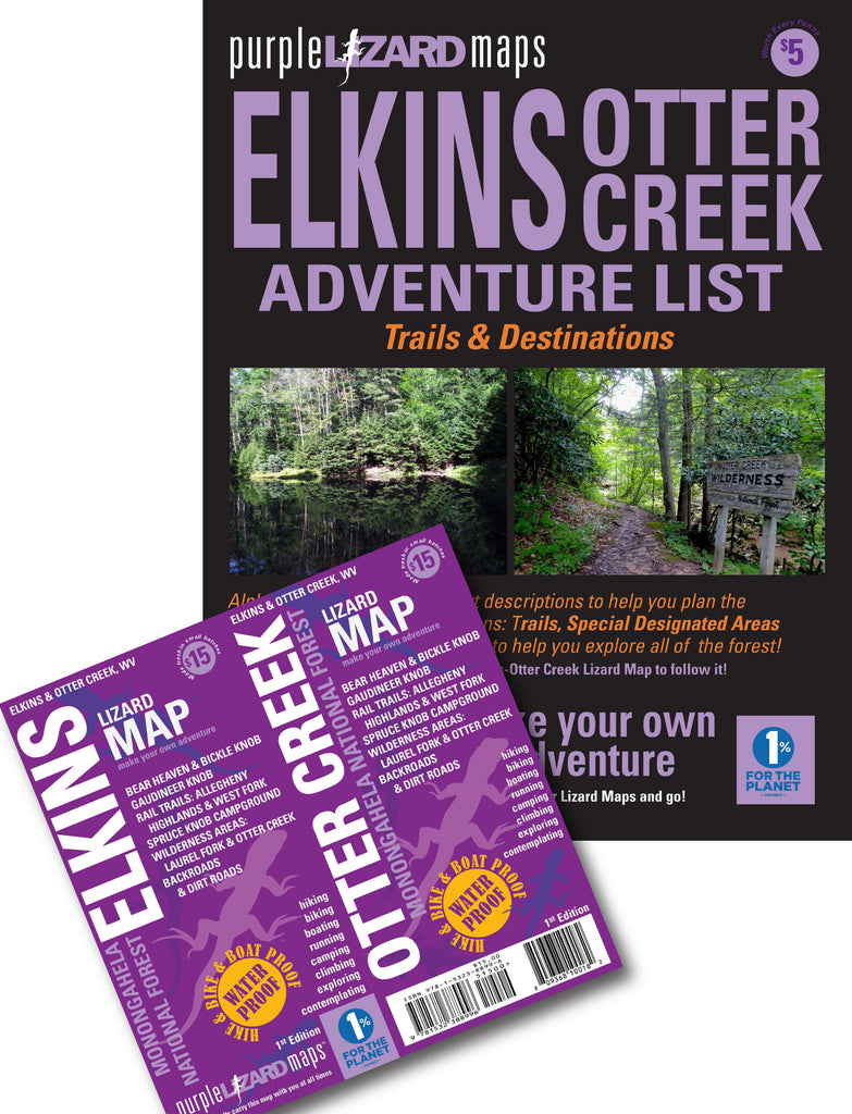 Elkins-Otter Creek Monongahela National Forest (WV) Adventure List