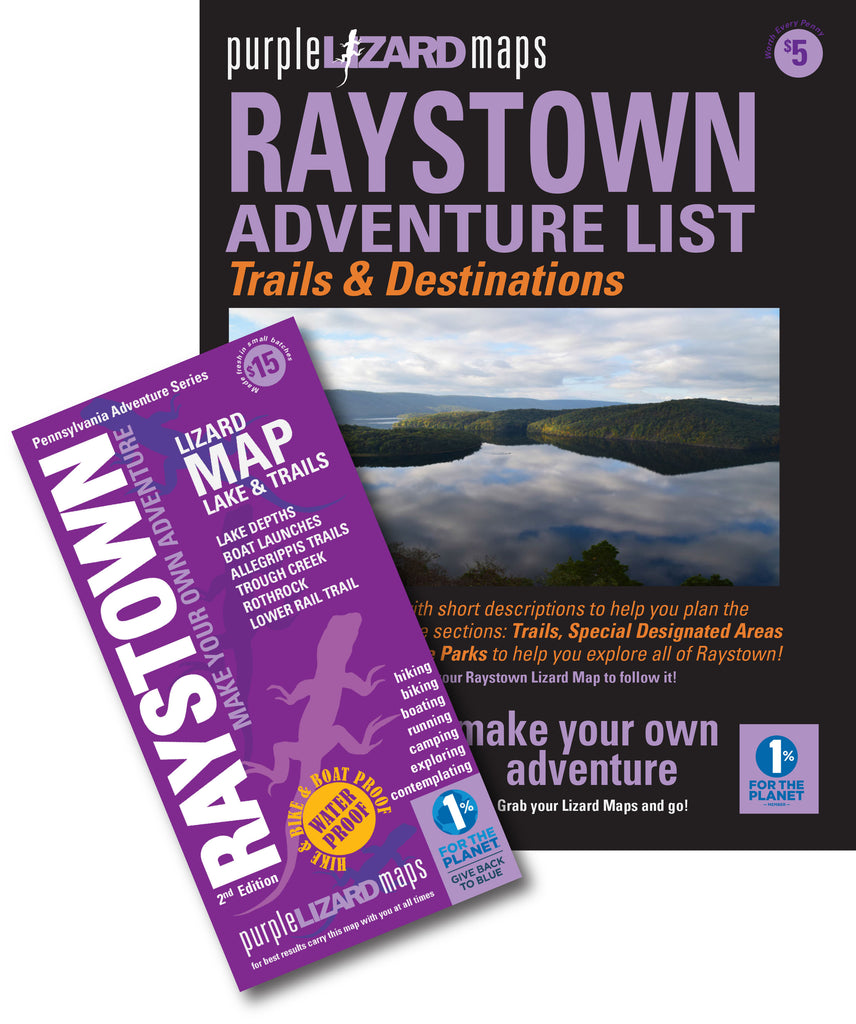Raystown (PA) Adventure List