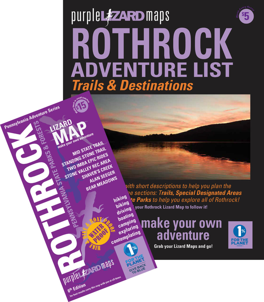Rothrock (PA) Adventure List