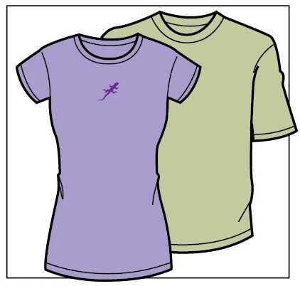 Purple Lizard T-Shirt