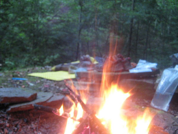 Camping in Pine Creek PA, Grand Canyon Of Pennsylvania photo Purple Lizard Maps