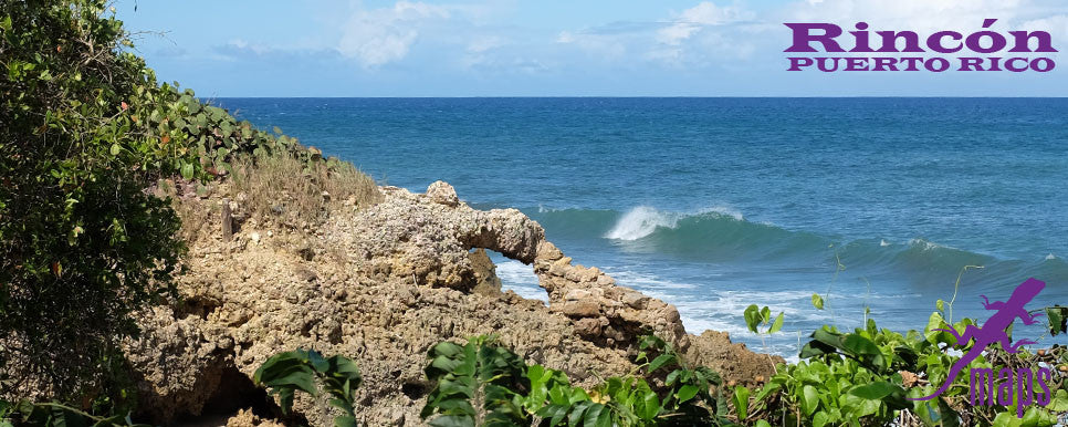 Rincon Puerto Rico Map and Guide