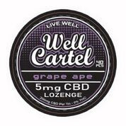 Grape Ape CBD Lozenges 5mg