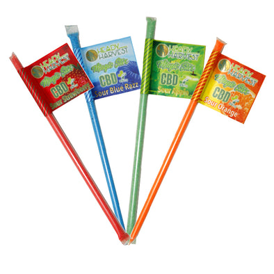 Heady Harvest CBD Magic Stix 25MG 4 Flavors