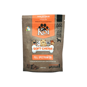 Koi CBD Soft Chews 2.5MG Front Bag View