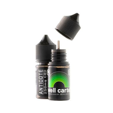 Well Cartel Antidote CBD Oil Tincture 30ml 250mg