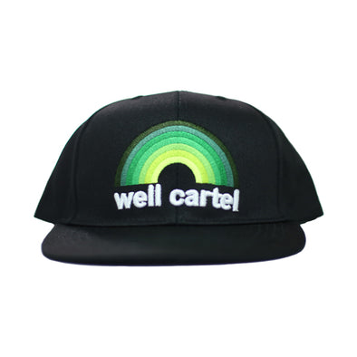 Well Cartel Hats Rainbow Logo Dad Hat