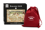Berkshire 1610 Historical Map 300 Piece Wooden Jigsaw Puzzle