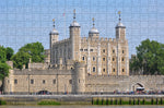 Tower of London 300 Piece Wooden Jigsaw Puzzle