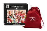 Tudor Christmas - Ambler Cartoon Collection 300 Piece Wooden Jigsaw Puzzle