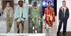 LMFW - Menswear Trends Spring/Summer 2020
